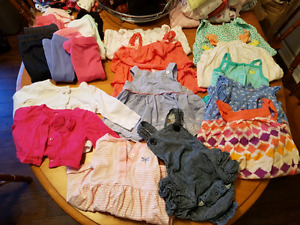 Huge lot of baby girl 3-6 month clothing!