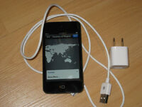 Ipod Touch 4th Gen (Dual Cameras, Bluetooth, 8GB)