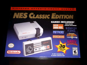 Nes classic edition NEW