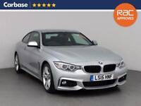 2015 BMW 4 SERIES 420d [190] M Sport 2dr [Professional Media]