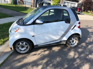 2012 Smart Fortwo Coupe (2 door)