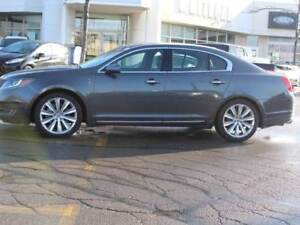 2015 Lincoln MKS ONE Owner-Loaded