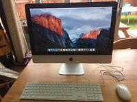 """iMac 21.5"""" Intel i5 8GB Ram 500GB HDD"""