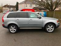 08 VOLVO XC90 2.4 AWD D5 SE SPORT EX POLICE RARE MANUAL 7 LEATHER SEATS PX SWAPS