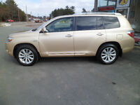 SOLD!!    2009 Toyota Highlander Hybrid Limited AWD City of Halifax Halifax Preview