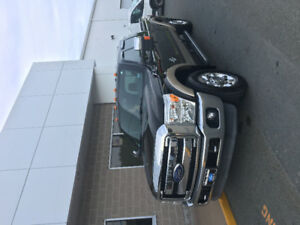 2012 Ford F-250 lariat Diesel loaded mint mint shape