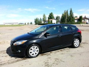 2012 Ford Focus Se SK Plated