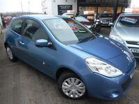 Renault Clio EXPRESSION DCI (etolie blue) 2011
