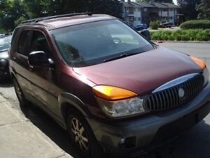 2002 Buick Rendezvous Other
