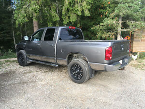 2007 Dodge Other Pickups Slt Pickup Truck