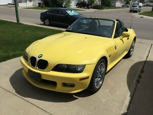 2002 BMW M Roadster & Coupe Convertible
