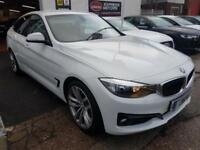 2014 (64) BMW 3 SERIES 2.0 320D SPORT GRAN TURISMO 5DR AUTOMATIC