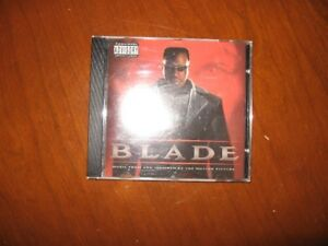 CD-Blade-Music From And Inspired By The Motion Picture