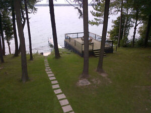 Waterfront home for rent Big Bay Point Lake Simcoe