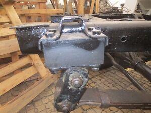 UAZ 469, Höherlegungssatz der Karosserie, Body Lift Set, 50 mm, alle Achsen