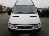 NO VAT Iveco Daily S Class 2.3TD 35S14 LWB high roof panel van (59)