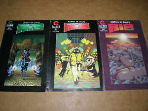 3 Revue Comique (Anglais) RiB - Andrew M. Ford's - # 2 4 5 3/20$