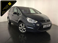 2011 61 FORD S-MAX TITANIUM TDCI 7 SEATS SERVICE HISTORY FINANCE PX WELCOME