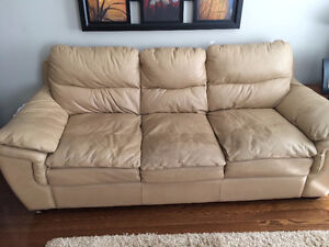 3 Piece Leather Sofa Set Buy And Sell Furniture In