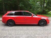 Audi A4 2.0 Tdi 170 Quattro S Line Black Edition