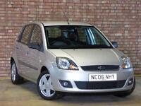 Ford Fiesta Zetec Climate 16v 1.4L 5dr