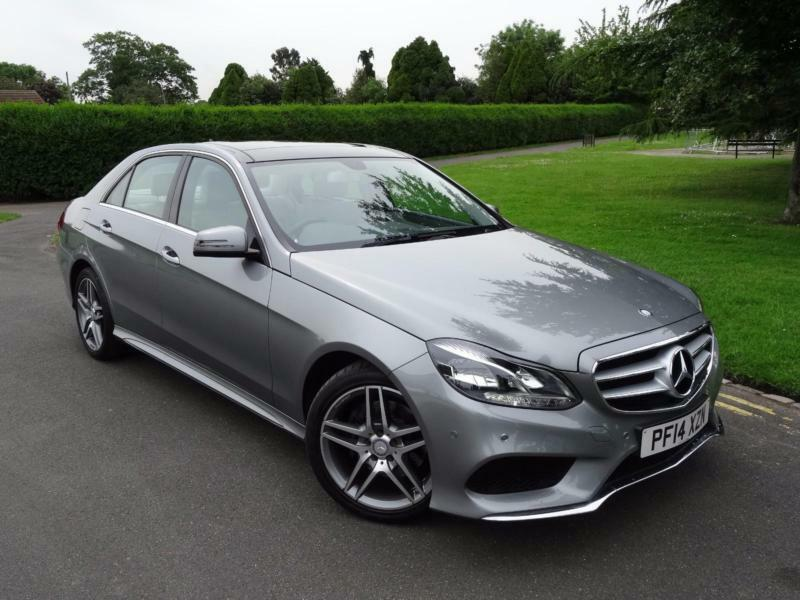 mercedes e class e250 cdi amg sport 2014 14 in ilford london gumtree. Black Bedroom Furniture Sets. Home Design Ideas
