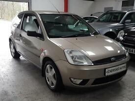 Ford Fiesta 1.4 2003.*GENUINE 26,000 MILES*STUNNINGLY CLEAN EXAMPLE*LOW INSURANC