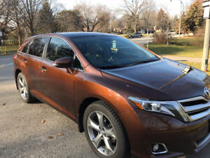 one owner, very clean 2013 V6 AWD Toyota Venza