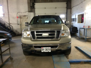 2008 Ford F-150 XLT Extended cab 4 x 4