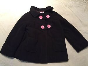 Girl's fall coat size 4