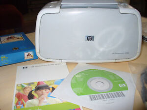 Hewlett-Packard Photosmart A310 Picture Printer