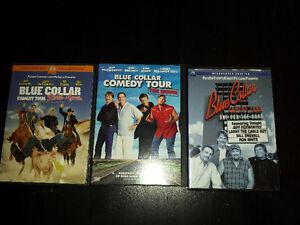 Blue Collar Comedy Tour DVDs