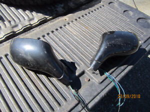 power mirrors for a corvette 1984 and up