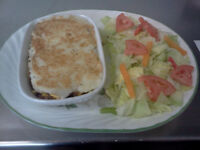 DONNA MAE'S DINER - DINNER THREE TIMES A WEEK!!!