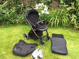 Oyster Baby Style pushchair with extras £40
