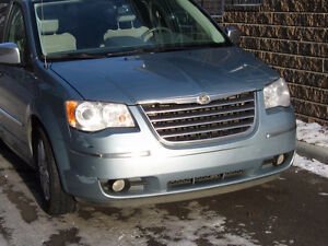 2009 Chrysler Town & Country Limited Wagon