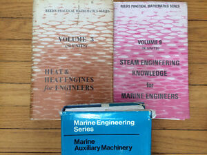 Marine Engineering Text Books.