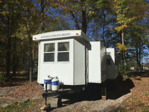 2005 Fleetwood 37ft RV park model Country Resort