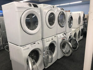 BLOW OUT SPECIAL SALE!!!! SALE FRONTLOAD WASHERS & DRYERS