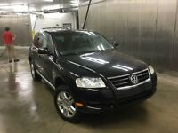 04 VW TOUAREG 10400km V8 4.2 AUTO 4x4 fully loaded $9900 OBO