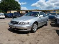 2003 LHD Vauxhall/Opel Omega 2.2DTi Saloon (Spanish Registered)