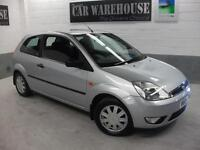 2004 Ford FIESTA GHIA 16V Manual Hatchback