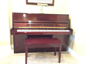 like new Kohler and Campbell piano $3500