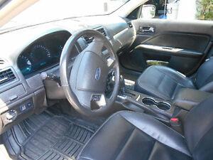 2011 Ford Fusion SEL Québec City Québec image 6