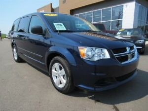 Dodge Grand Caravan Canada Value Package | Stow and Go 2016