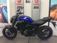 YAMAHA MT-07 ABS 2018 MODEL LOW RATE FINANCE P/X WELCOME