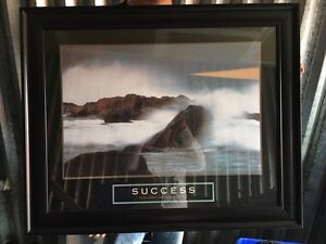Framed motivational pictures  London Ontario image 2