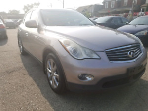 2008 Infiniti EX35 Luxury....Comes Certified & E-Tested already