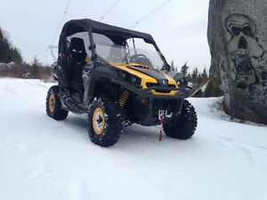 2013 can am commander x