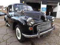 1969 Morris MINOR 1000 AN ALL TIME CLASSIC OF BRITISH HISTORY COULD BE YOURS!